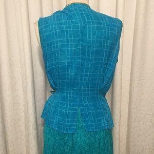 Carole Little Dresses - Vintage 80s Carole Little 3 piece skirt and tops